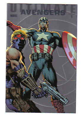 Ultimate Avengers #1  1:25 Foil Variant (Mark Millar)