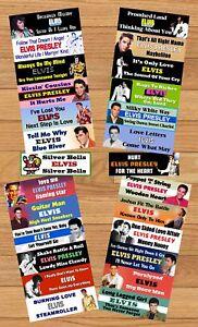 ELVIS-PRESLEY-Jukebox-Title-Strips-Vol-4