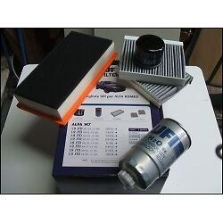 KIT-4-FILTRI-UFI-ALFA-147-GT-1-9-JTD-JTDm-16V-115-120-140-150cv