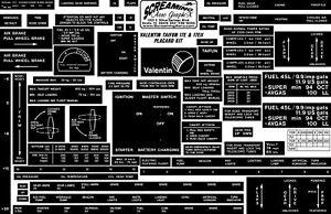 Valentin-17E-17EII-Taifun-Motorglider-Interior-FreeShip