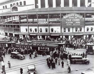 WRIGLEY-FIELD-CHICAGO-CUBS-1935-WORLD-SERIES-20x24-PHOTO