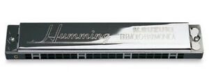 Suzuki-SU-21H-Humming-Tremolo-Harmonica-Gm-MINOR-TUNED