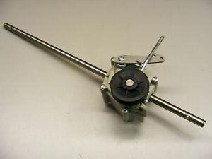 Lawnmower Spare:Mountfield SP530 Gearbox  81003081/0