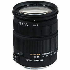 Sigma Telephoto Camera Lens for Canon EF