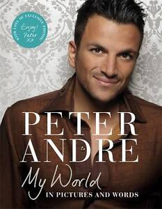 Peter-Andre-My-World-in-pictures-and-words-Book