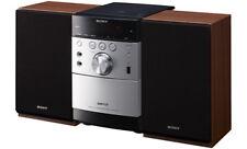 Sony Kompakt-Stereoanlagen mit Audiokassetten