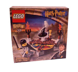 Lego Harry Potter Sorting Hat New New New Sealed 02c657