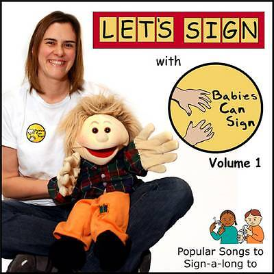 Let's Sign Songs for Children Audio CD: Popular Songs to Sign-a-long to by...