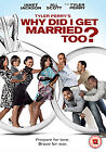 Why Did I Get Married Too? (DVD, 2011)