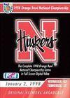 1998 Orange Bowl National Championship Game (DVD, 2006)