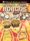 Have Fun Playing Hand Drums - The Bongo Drums (DVD, 2003)