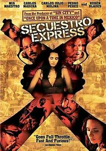 Secuestro Express DVD Sealed New J14)