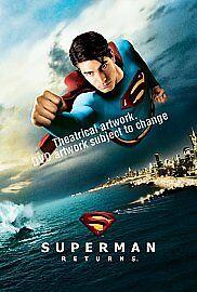 Superman Returns  2 Disc DVD Good DVD Ian Roberts Peta Wilson Eva Saint - Croydon, United Kingdom - Superman Returns  2 Disc DVD Good DVD Ian Roberts Peta Wilson Eva Saint - Croydon, United Kingdom