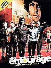 Entourage-DVD-Complete-Season-One-Entourage-TV-Series-1-8-Episodes-on-2-Disc