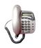 Landline Phone: British Telecom Decor 210 Single Line Corded Phone Corded Phone, Single Line Operation, 3 Speed-dial ...