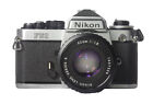 Nikon FE2 35mm SLR Film Camera Body Only