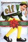 Elf (DVD, 2010, 3-Disc Set, Ultimate Collectors Edition 2 DVDs/CD Holiday Gift Tin)