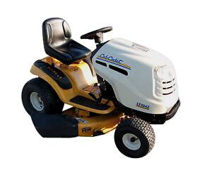 19 HP Cub Cadet LT1042 Lawn Tractor