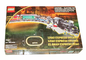 Nouveau LEGO TRAIN 9 V Mon Propre Train 4535 LEGO Express Deluxe SEALED navires World Wide