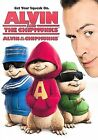 Alvin and the Chipmunks (DVD, 2008, Canadian Dual Side)