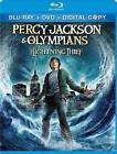 Percy Jackson & the Olympians: The Lightning Thief (Blu-ray/DVD, 2010, 2-Disc Set, Includes Digital Copy)