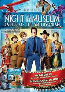 Night at the Museum: Battle of the Smithsonian Two-Disc Monkey Mischief Pack)
