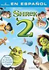 Shrek 2 (DVD, 2008, Full Screen - Spanish Version)