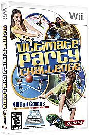 Ultimate-Party-Challenge-BRAND-NEW-Nintendo-Wii-Konami