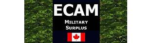 ECAM MILITARY SURPLUS