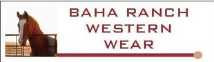 BAHA RANCH WESTERN WEAR