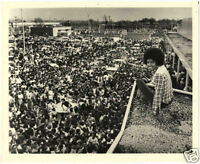 MICHAEL JACKSON ON THE ROOF OF WOOLCO IN MEMPHIS 1977