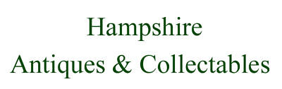 Hampshire Antiques and Collectables
