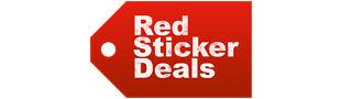 Red Sticker Deals