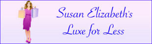Susan Elizabeth's Luxe for Less