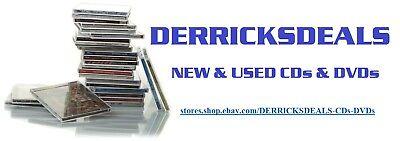 DERRICKSDEALS-CDs&DVDs