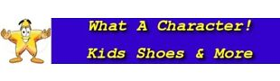 What a Character Kids Shoes n More