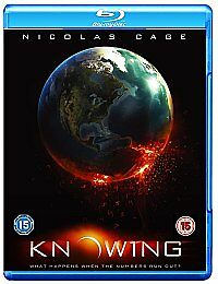 KNOWING  Bluray  NICOLAS CAGE - <span itemprop=availableAtOrFrom>Great Yarmouth, United Kingdom</span> - KNOWING  Bluray  NICOLAS CAGE - Great Yarmouth, United Kingdom