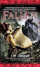 Fallen-by-Tim-Lebbon-2009-Paperback-Tim-Lebbon-Paperback-2009