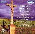 Missa In D/Te Deum von Jeunesses Musicales Chorus,Erdödy Chamber Orchestra (2001)