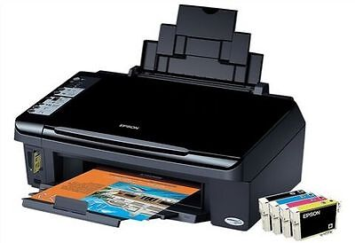 Epson Stylus SX200 All-in-One Inkjet Printer for sale