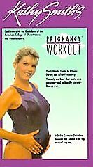 Classic Kathy Smith - Pregnancy Workout (VHS, 1993)