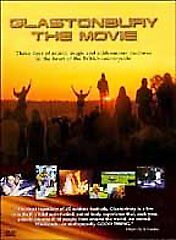 Glastonbury The Movie DVD 2000 New Rock Folk Blues Alternative British Woodstock