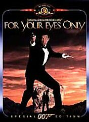 For-Your-Eyes-Only-DVD-Movie-SEALED-Special-007-Edition