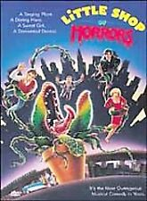 Little Shop Of Horrors (DVD, PG-13, Widescreen, Rick Moranis & Ellen Greene)