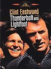 Thunderbolt and Lightfoot (DVD, 2000)