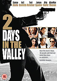 2 DAYS IN THE VALLEY - DVD - REGION 2 UK