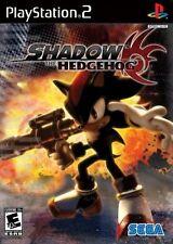 Jeux vidéo manuels inclus Sonic the Hedgehog PAL