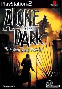 Alone In the Dark 4 The New Nightmare (PS2), Good PlayStation2, Playstation 2