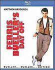 Ferris Bueller's Day Off (Blu-ray, 2010)