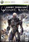 Enemy Territory: Quake Wars (Microsoft Xbox 360, 2008) - US Version